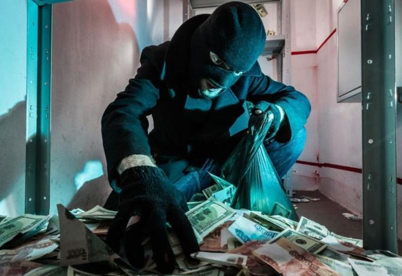 В Тбилиси ограбили банк