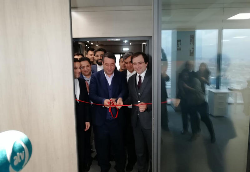 """В Баку открылся Торговый центр Ирана <span class=""""color_red"""">- ФОТО</span>"""