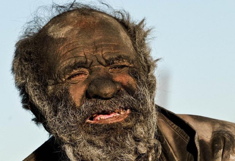 Почему иранца Аму Хаджи называют самым грязным человеком на Земле?