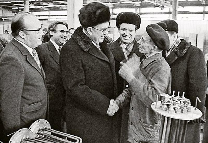 «Слом системы»: Как Андропов хотел изменить СССР?