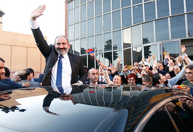 """Пашинян устраивает дорогостоящий праздник <span class=""""color_red"""">- а простые армяне прозябают в нищете - ПОДРОБНОСТИ</span>"""