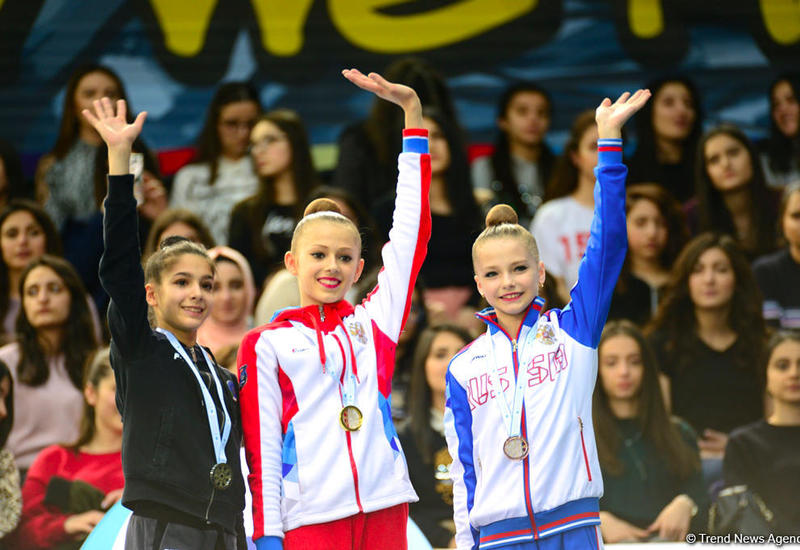 "В Баку состоялась церемония награждения победителей и призеров AGF Junior Trophy в многоборье <span class=""color_red"">- ФОТО</span>"