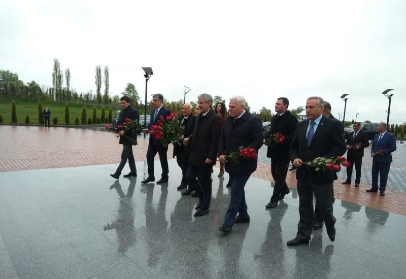 """В Азербайджане проходит региональное совещание, посвященное новым целям социальной политики <span class=""""color_red"""">- ФОТО</span>"""
