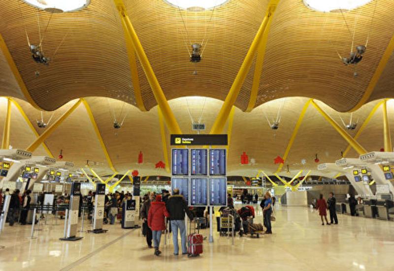 Новшество в испанских аэропортах