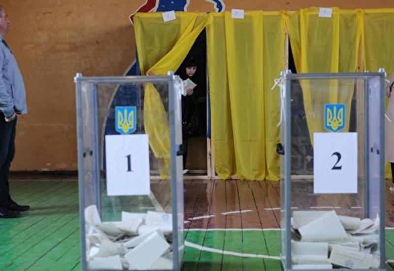 В Украине выбирают президента