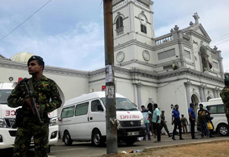 Среди погибших при взрывах на Шри-Ланке есть иностранцы