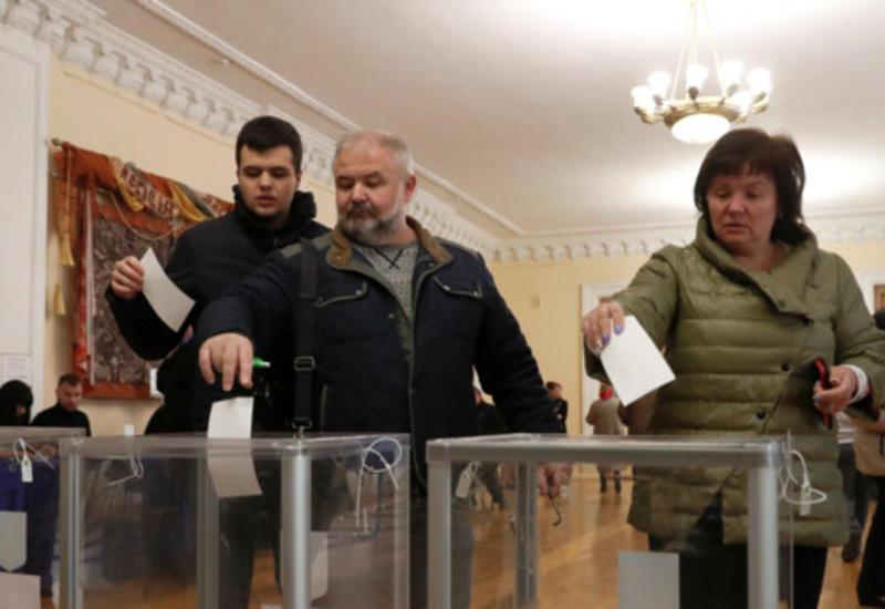 """Украинцы выбирают президента: предварительные результаты <span class=""""color_red"""">- ОБНОВЛЕНО</span>"""