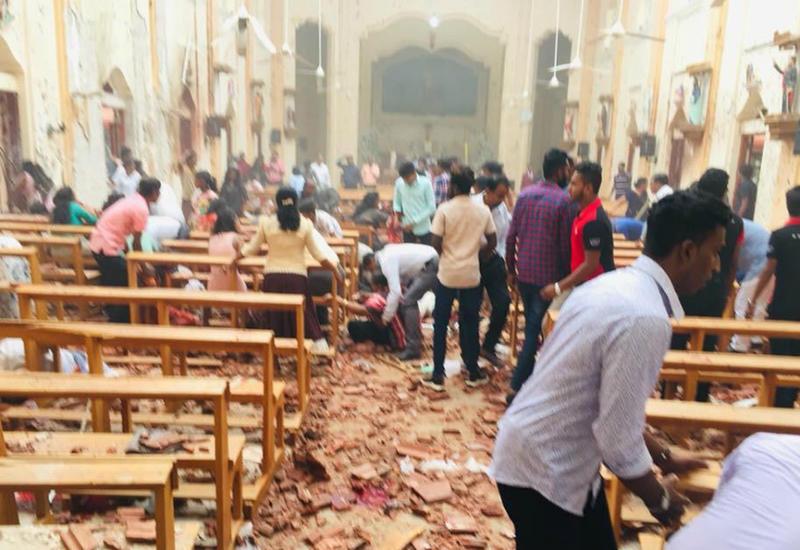 """Кровавая пасха на Шри-Ланке - 160 погибших, более 360 раненых <span class=""""color_red"""">- ОБНОВЛЕНО - ФОТО - ВИДЕО</span>"""