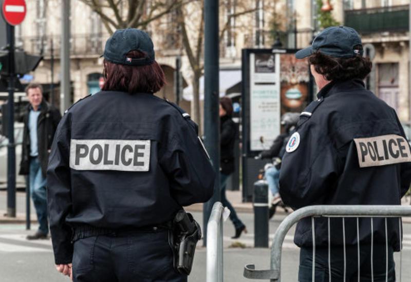 Протесты во Франции, ранены 14 полицейских