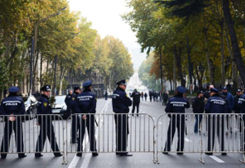 В Грузии произошли столкновения между спецназом и протестующими