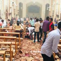"""Кровавая пасха на Шри-Ланке, 8 взрывов - 207 погибших, более 450 раненых <span class=""""color_red"""">- ОБНОВЛЕНО - ФОТО - ВИДЕО</span>"""