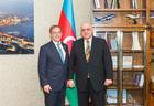 Президент AZAL встретился с послом США в Азербайджане