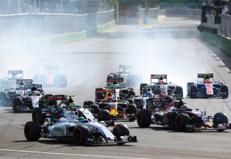 """Пилоты команды """"Формулы-1"""": Бакинская трасса интересная и очень требовательная"""