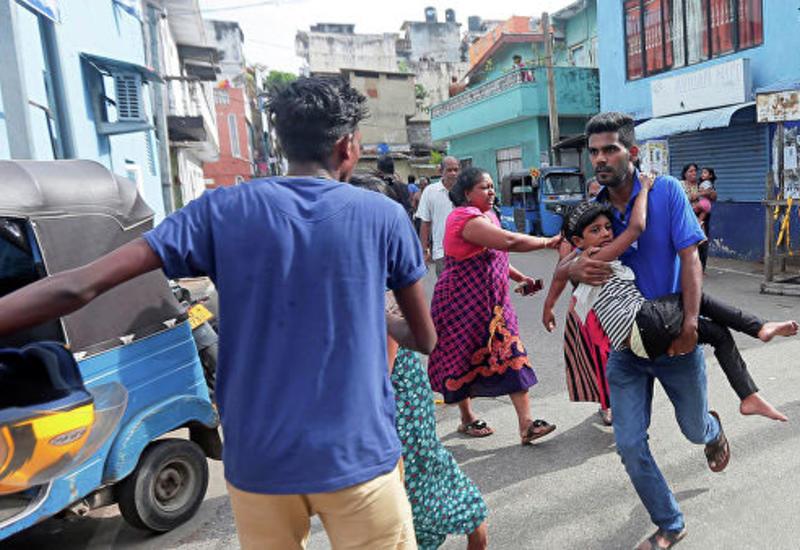 Туристы массово покидают Шри-Ланку после терактов