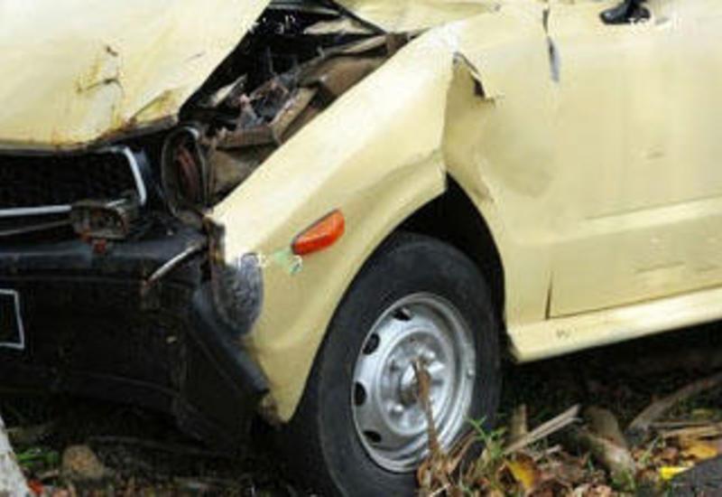 Тяжелое ДТП в Азербайджане, есть пострадавшие