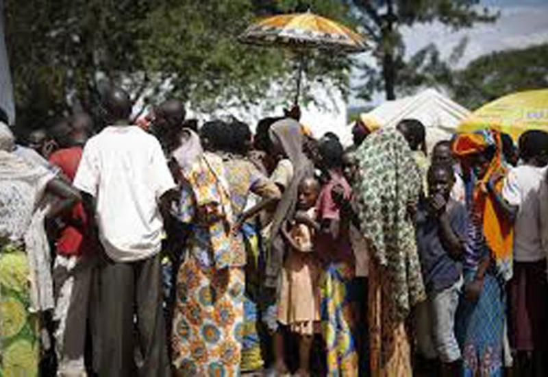 Азербайджан оказал гуманитарную помощь беженцам Бурунди