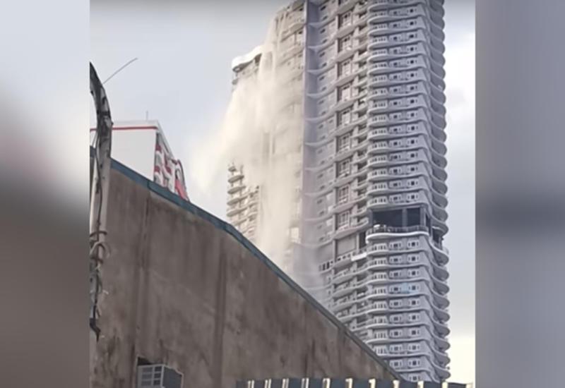 Пять человек погибли от землетрясения на Филиппинах