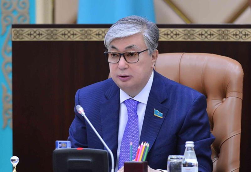 Токаев согласился баллотироваться кандидатом в президенты Казахстана
