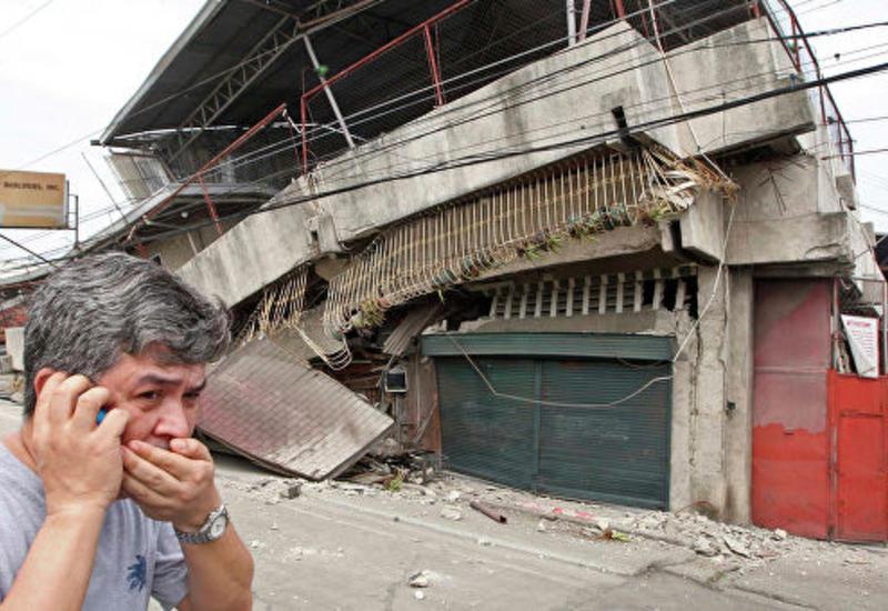 Растет число жертв землетрясения на Филиппинах