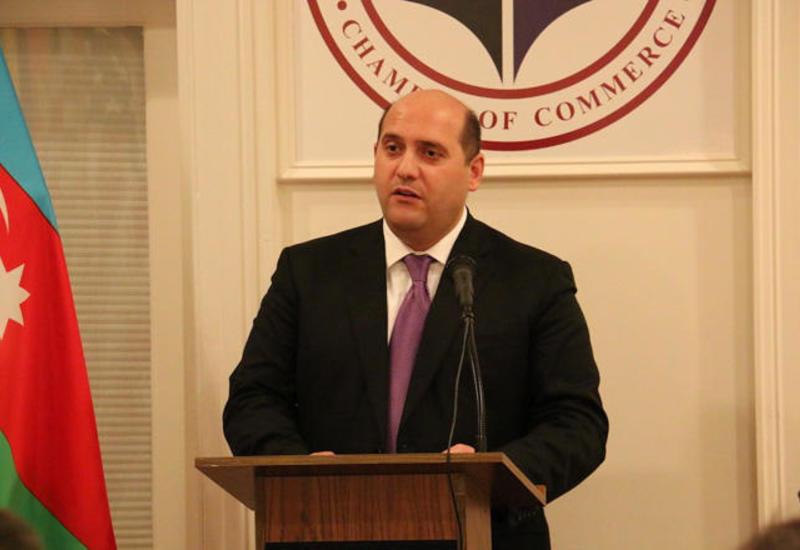 Помощник Первого вице-президента: Азербайджан является крупнейшим торговым партнером США на Южном Кавказе