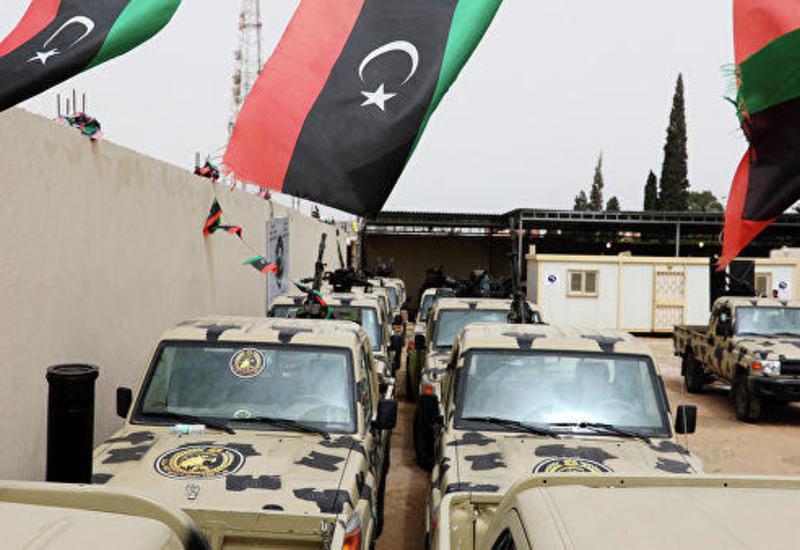 В Триполи прогремели мощные взрывы
