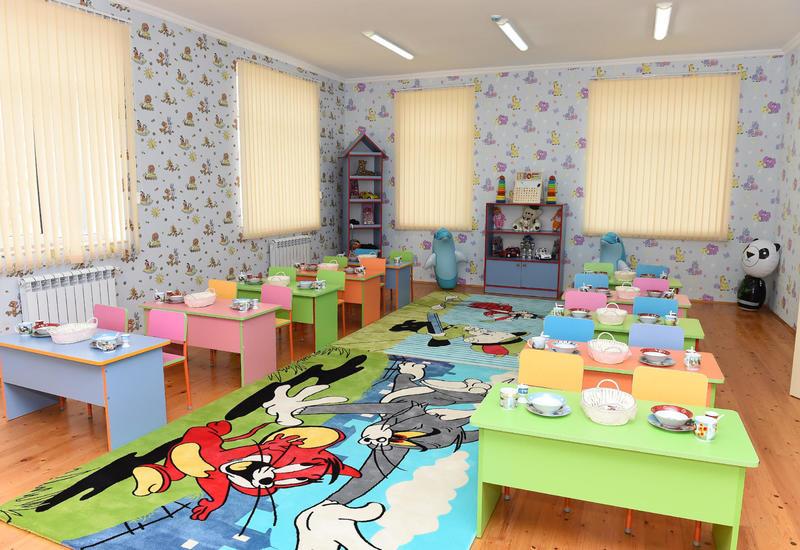 Азербайджан значительно упростил прием в детсады