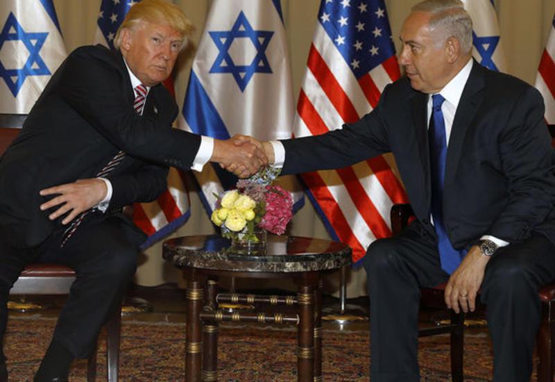Нетаньяху пообещал назвать поселок в честь Трампа