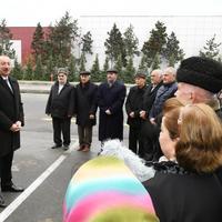 Президент Ильхам Алиев: Мы должны знать и решать проблемы, беспокоящие граждан