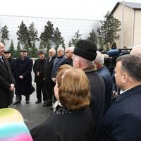 Президент Ильхам Алиев: Я и в будущем буду стараться достойно служить родному народу