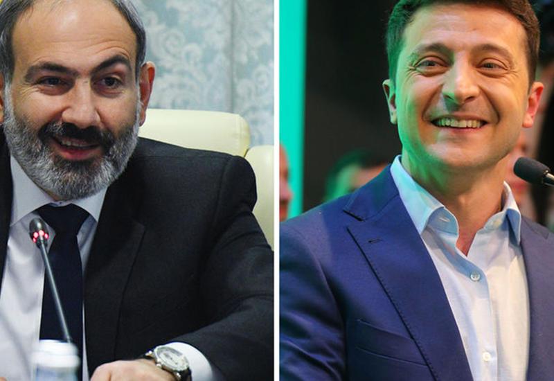 Пашинян посоветовал Зеленскому подарить Путину носки