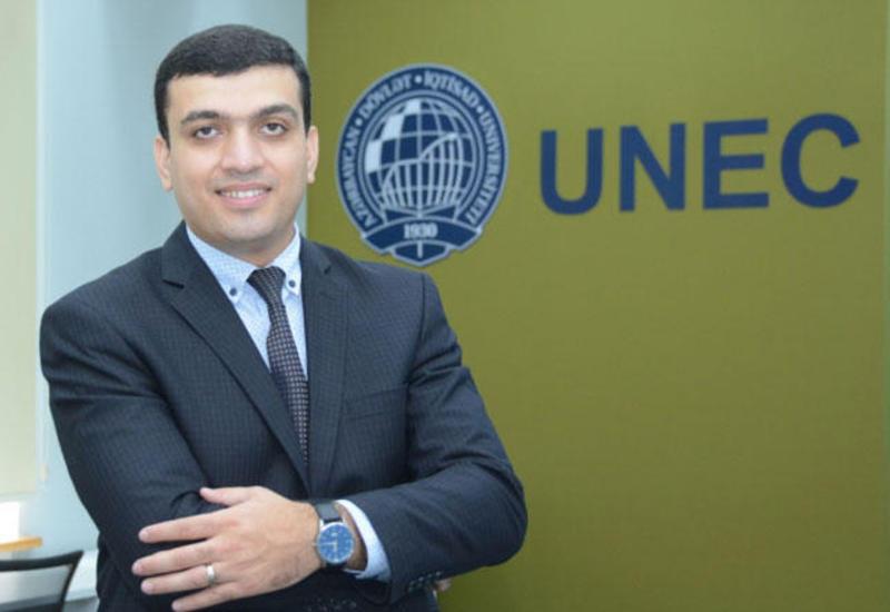 Конференция TEDxUNEC: Азербайджан. Лидер. Прогресс