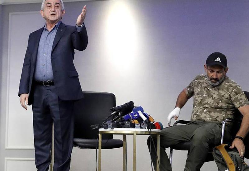 """""""Карабахский клан"""" готовит ответный удар по Пашиняну"""