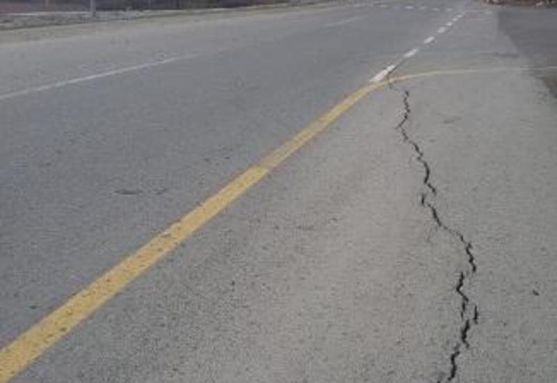 В Азербайджане восстановили движение на этой дороге