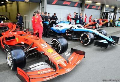 Вот так в Баку готовятся к Формуле-1