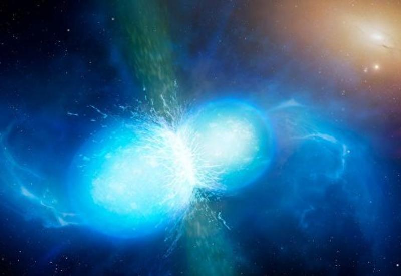 Зафиксировано второе слияние нейтронных звезд
