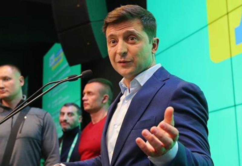 Зеленский сменил имя в Facebook
