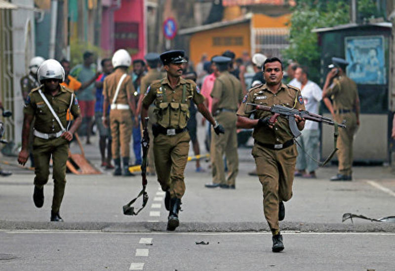 На Шри-Ланке нашли склад с 200 детонаторами