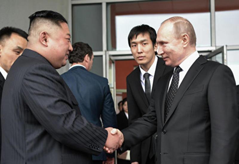 Россия намерена обсудить с Китаем и США итоги встречи с Ким Чен Ыном