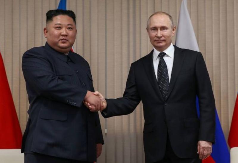 Путин считает, что США и КНДР должны вести переговоры