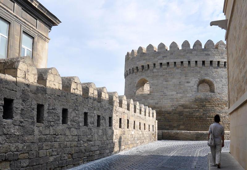 "Крепость, с которой  начался Баку <span class=""color_red""> - ФОТО</span>"