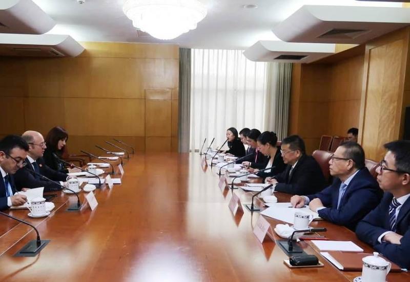 Азербайджан пригласил китайские компании в страну