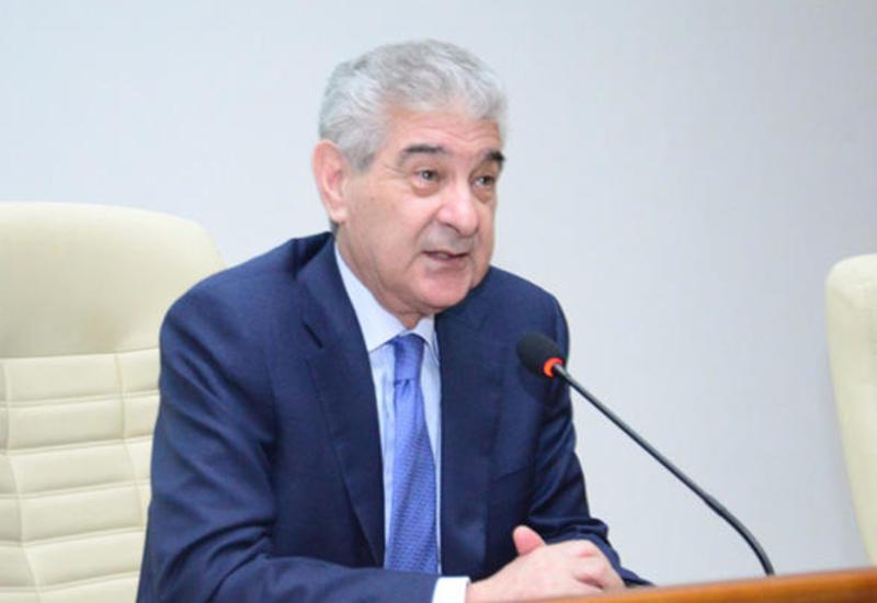 Али Ахмедов рассказал об азербайджано-китайских отношениях