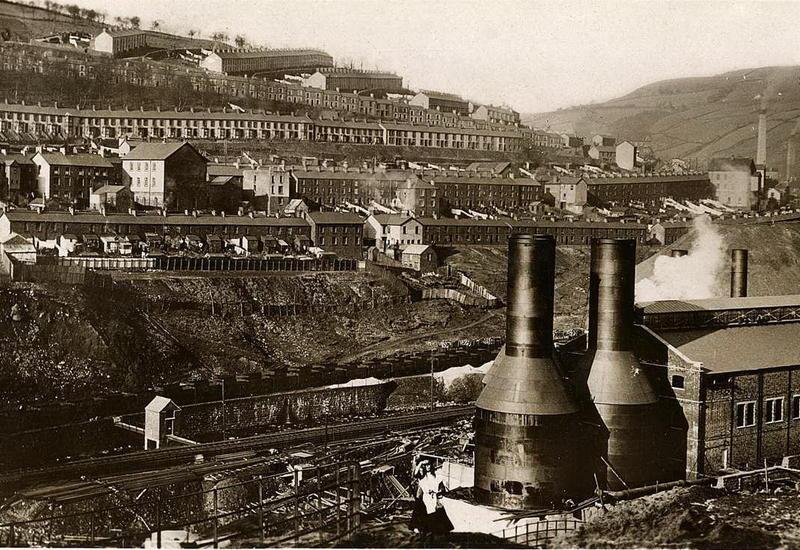 На Уэльсе на заводе по производству стали произошел взрыв