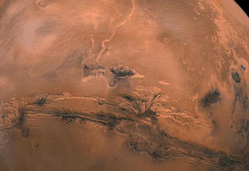 NASA Marsın bu möhtəşəm görüntülərini ilk dəfə paylaşdı