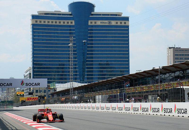 Formula 2 yarışlarında sıralanma turunun qalibi məlum oldu