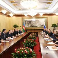 Президент Ильхам Алиев: Уровень азербайджано-российских взаимоотношений сегодня позволяет решать многие вопросы двусторонней и региональной повестки дня