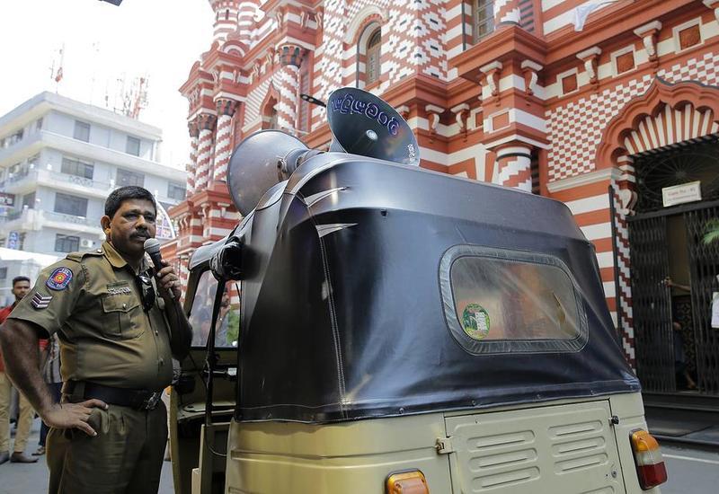 Перестрелка на Шри-Ланке, есть погибшие
