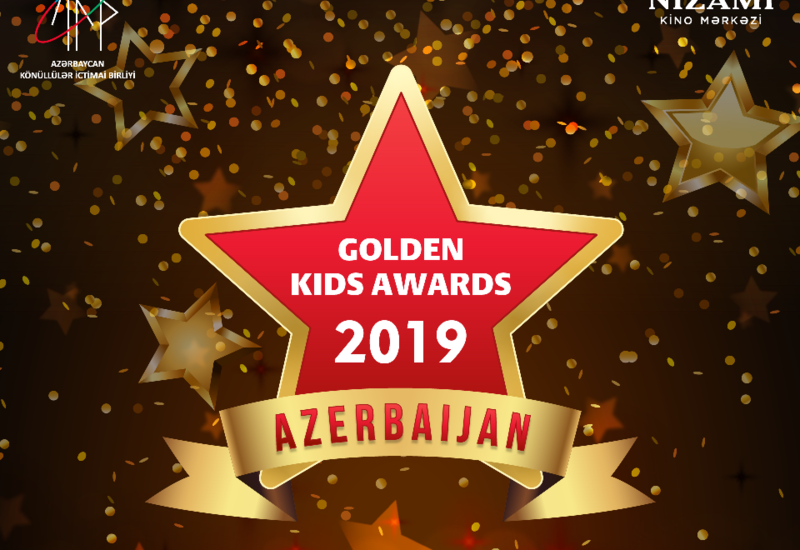 Названы очередные номинанты Azerbaijan Golden Kids Awards 2019