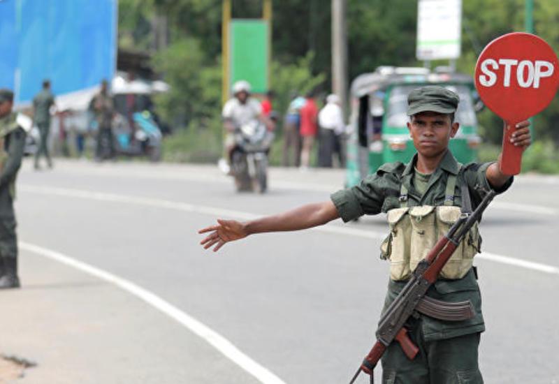 Турпоток в столицу Шри-Ланки сократится в два раза