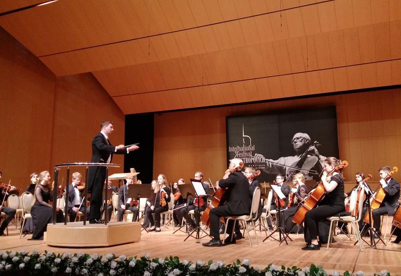 X Международный фестиваль Мстислава Ростроповича завершился великолепным концертом в Баку